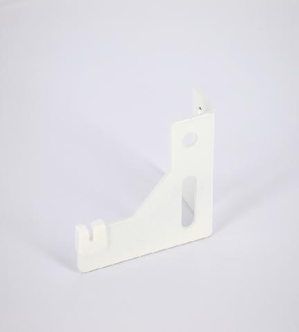Кронштейн настенный с пластиковой вставкой Buderus К9.2 правый белый для 10/11 типов