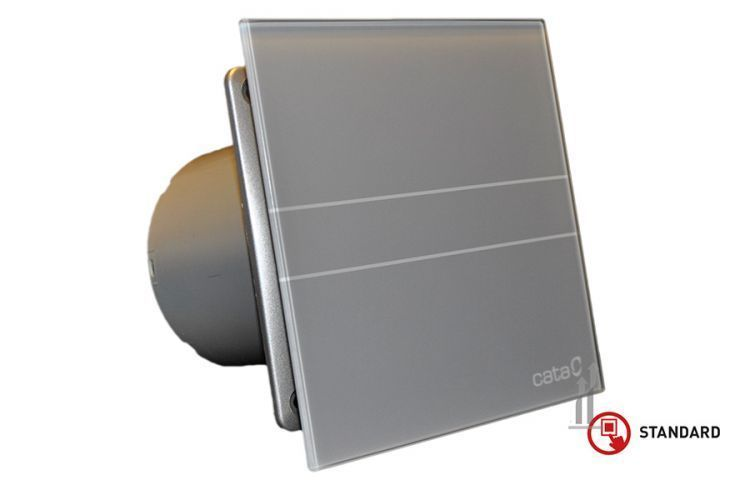 Cata E glass series Накладной вентилятор Cata E 100 GST Silver (таймер) + обратный клапан ca159ea9718f1a796e67896188df2160.jpg