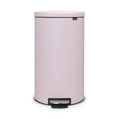 Мусорный бак FlatBack+ (30л), Минерально-розовый