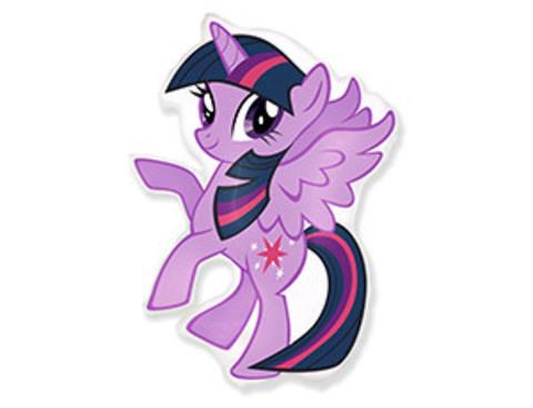 Фольгированный шар Искорка My Little Pony