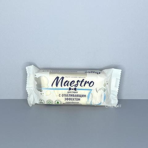 Мыло хозяйственное Maestro для удаления пятен
