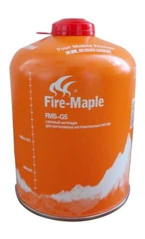 Картинка баллон Fire Maple FMS-G5, 450 грамм  - 1