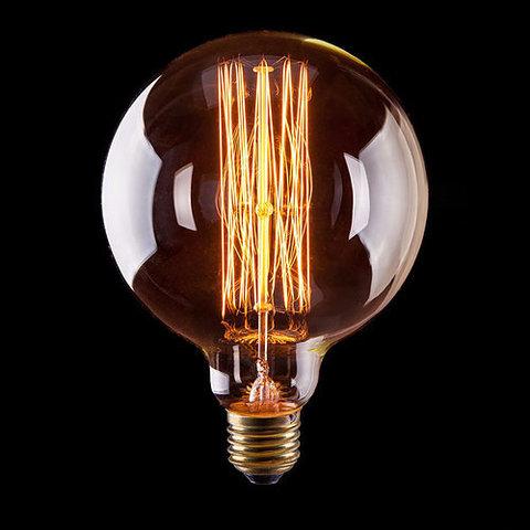 Ретро лампа Эдисон G125