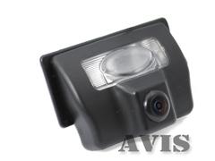 Камера заднего вида для Nissan Tiida Avis AVS312CPR (#064)