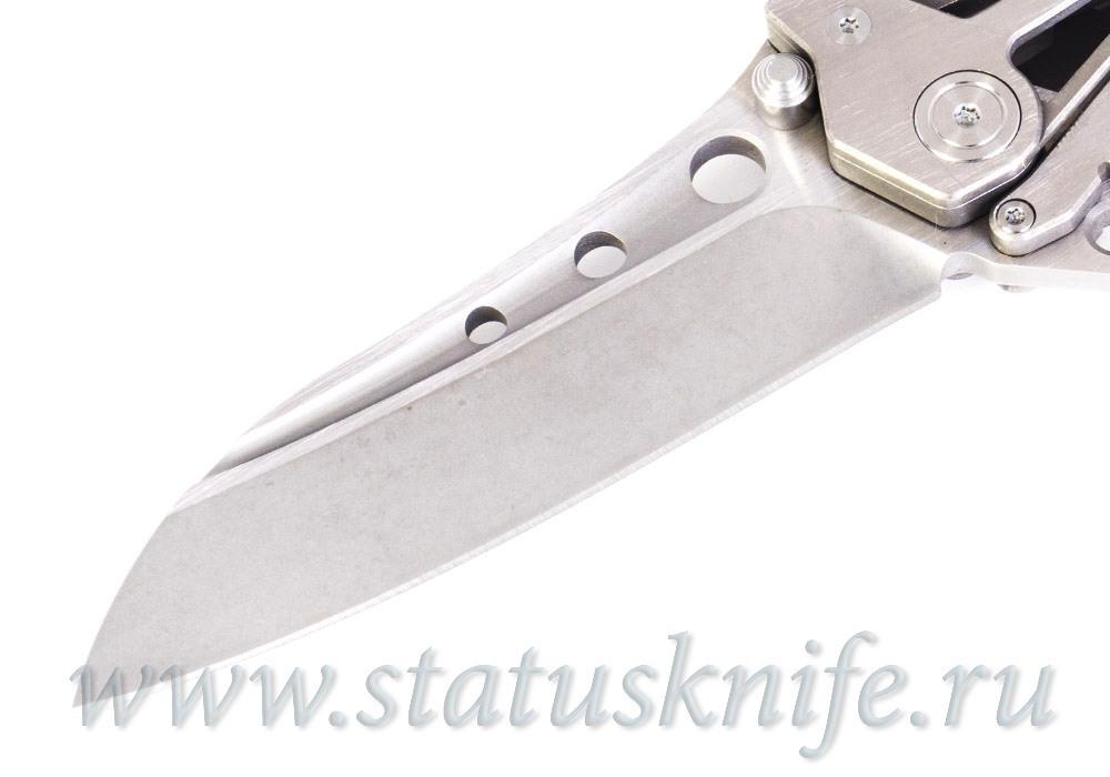 Нож Quartermaster General Lee 2 QTR12CC satin - фотография