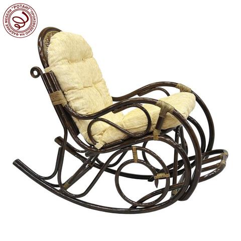 Кресло-качалка с подножкой Weekend