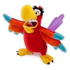 Аладдин мягкая игрушка Попугай Яго