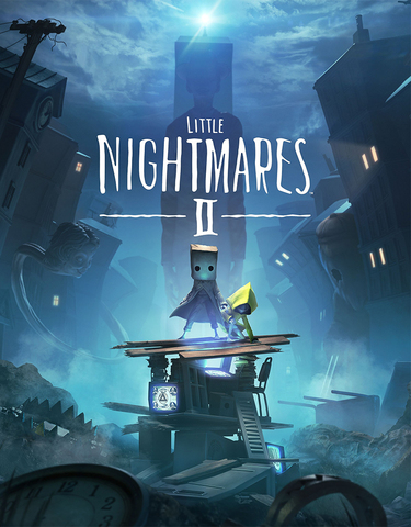 Little Nightmares II. Deluxe Edition (Nintendo Switch, русские субтитры)