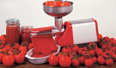 Шнековая соковыжималка для томатов Spremy 850M, фото