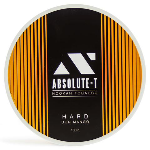Табак Absolute-T Hard Don Mango (Манго) 100 г