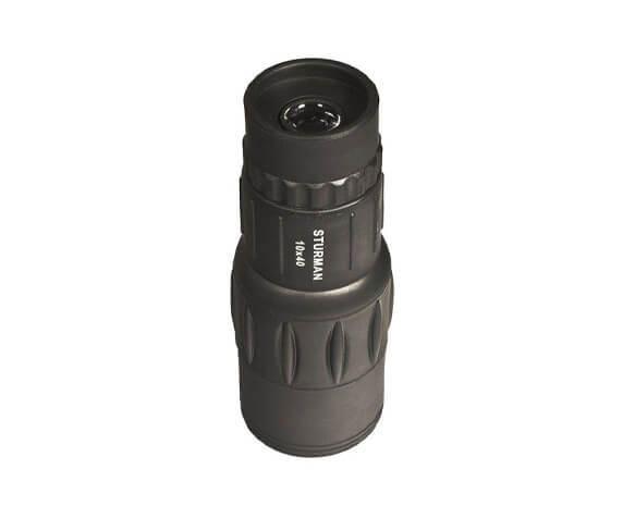Монокуляр STURMAN 10x40, черный - фото 3