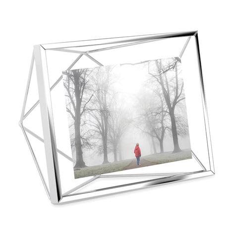 Фоторамка Prisma 10х15 хром