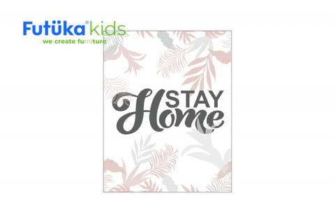 Картина Stay Home