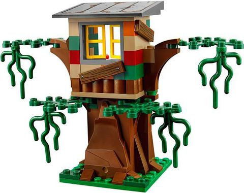 LEGO City: Полицейский корабль на воздушной подушке 60071 — Hovercraft Arrest — Лего Сити Город