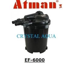 Напорный фильтр для пруда Atman EF-6000