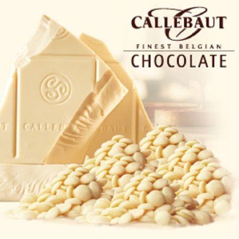 Шоколад белый Callebaut 26 %