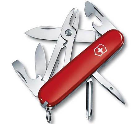 Складной нож Victorinox Mechanic (1.4623) 91 мм., 15 функций - Wenger-Victorinox.Ru
