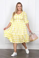 Платье MT1123 Yellow L