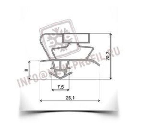 Уплотнитель для холодильника  Snaige FR-275 х.к 1020*520 мм (017)