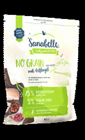 Sanabelle (2 кг) Sanabelle No Grain беззерновой