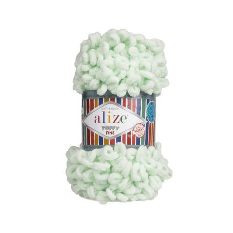 Купить Пряжа Ализе Пуффи Файн Код цвета 464 | Интернет-магазин пряжи «Пряха»