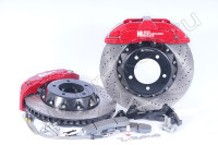 Brake system HP Brakes (Front axle, D19, 8 pistons, disc 380x34mm)