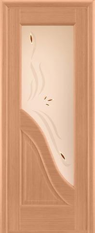 Дверь Луидор Ирида, стекло