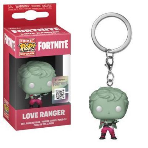 Брелок Funko Pocket POP! Keychain: Fortnite: Love Ranger