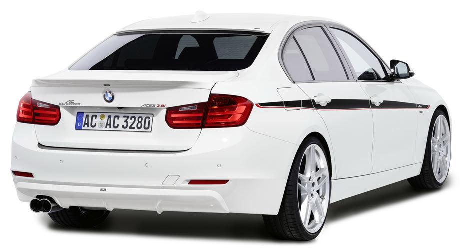 Обвес AC Schnitzer для BMW 3er F30/F31
