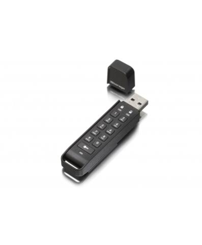Защищенный флеш накопитель «Flash Drive DatAshur Personal2 USB3» 8GB