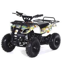Детский бензиновый квадроцикл MOTAX ATV Х-16 Мини-Гризли (ручной стартер)