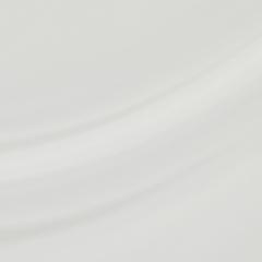 Тонкий шёлковый крепдешин белого цвета