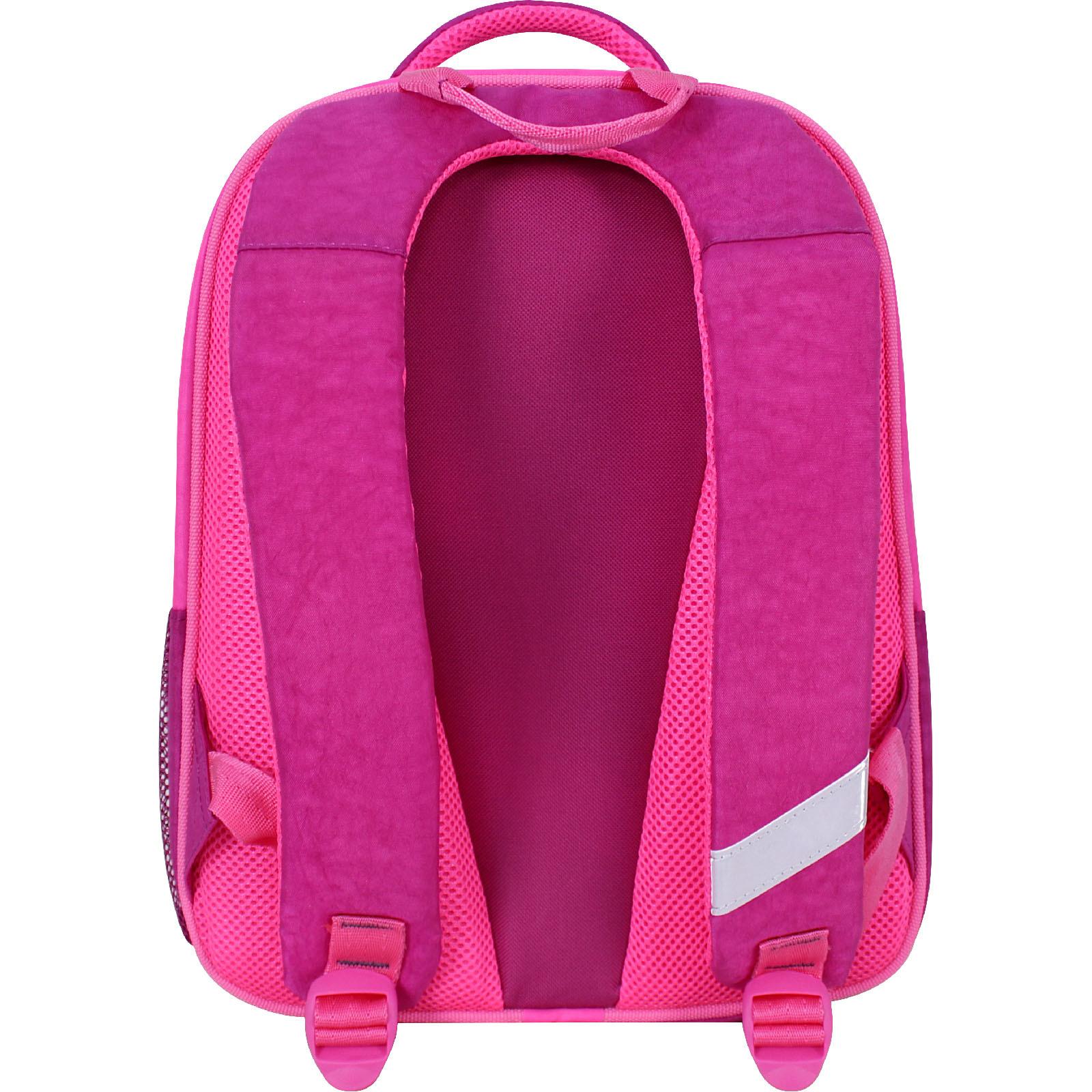 Рюкзак школьный Bagland Отличник 20 л. 143 малина 880 (0058070)