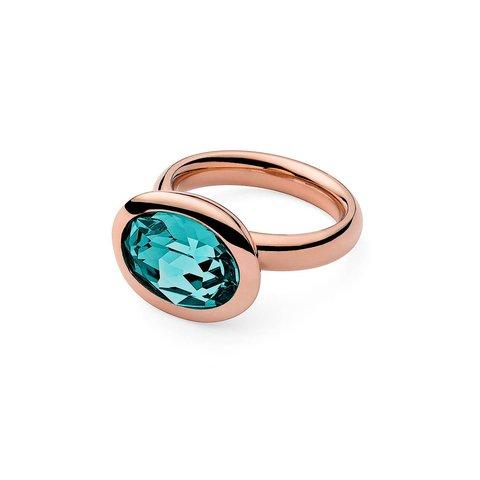 Кольцо Tivola Light Turquoise 19 мм 631787 BL/RG