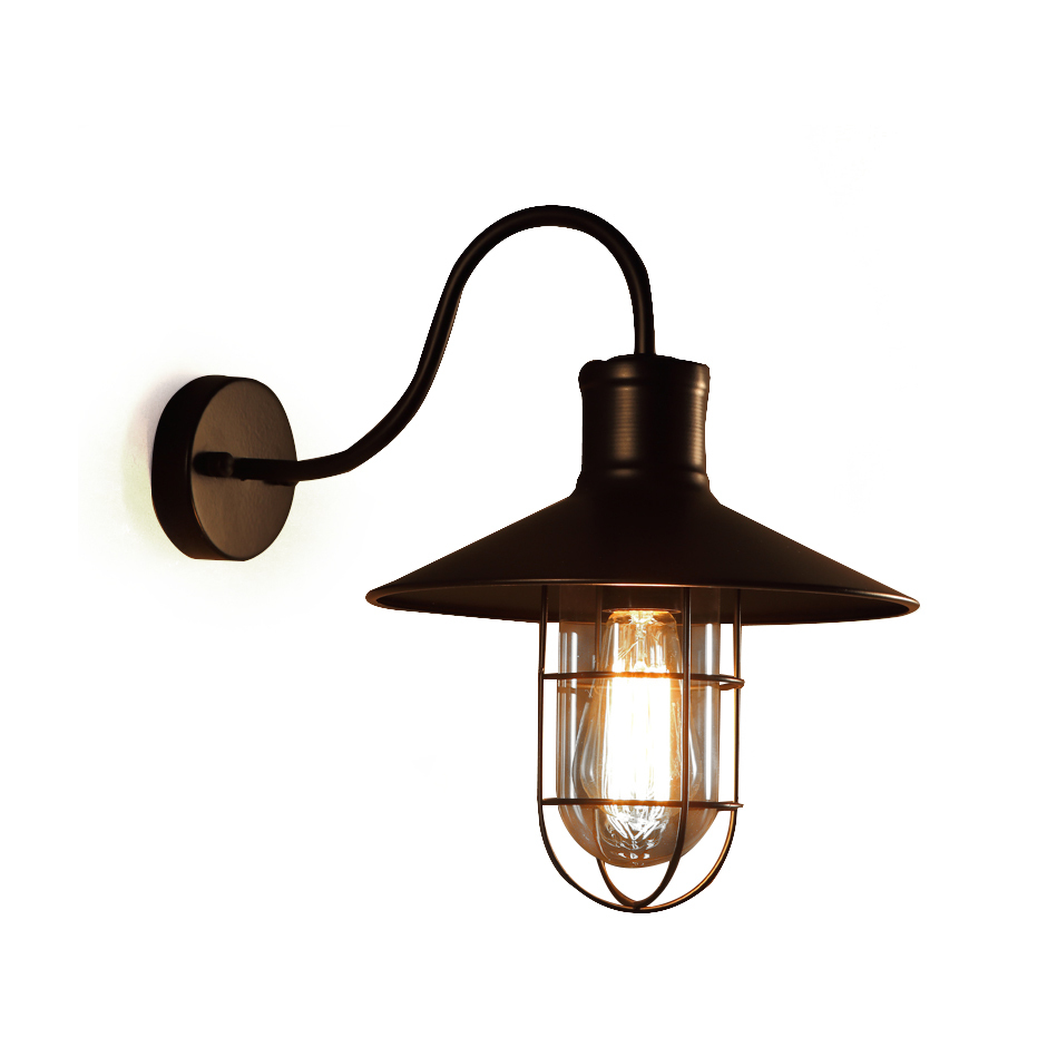 Настенный светильник Lantern by Light Room
