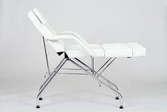 Педикюрное кресло SD-3562 механика хромированный каркас