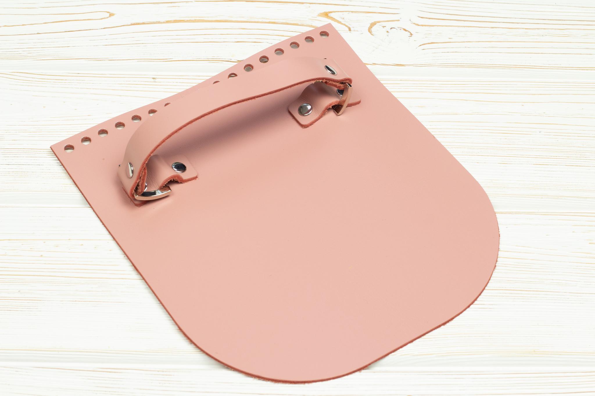 """Клапаны для сумки Клапан для сумочки с ручкой кожаный """"Сухая роза"""" IMG_3511.jpg"""