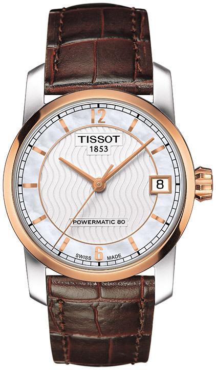 TISSOT T-Classic Titanium Automatic