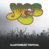 Yes ‎/ Live At Glastonbury Festival 2003 (2LP)