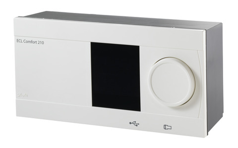 087H3020 Danfoss Электронный регулятор ECL Comfort 210