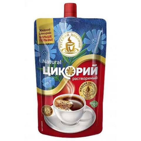 Цикорий жидкий растворимый Русский Цикорий, 300г