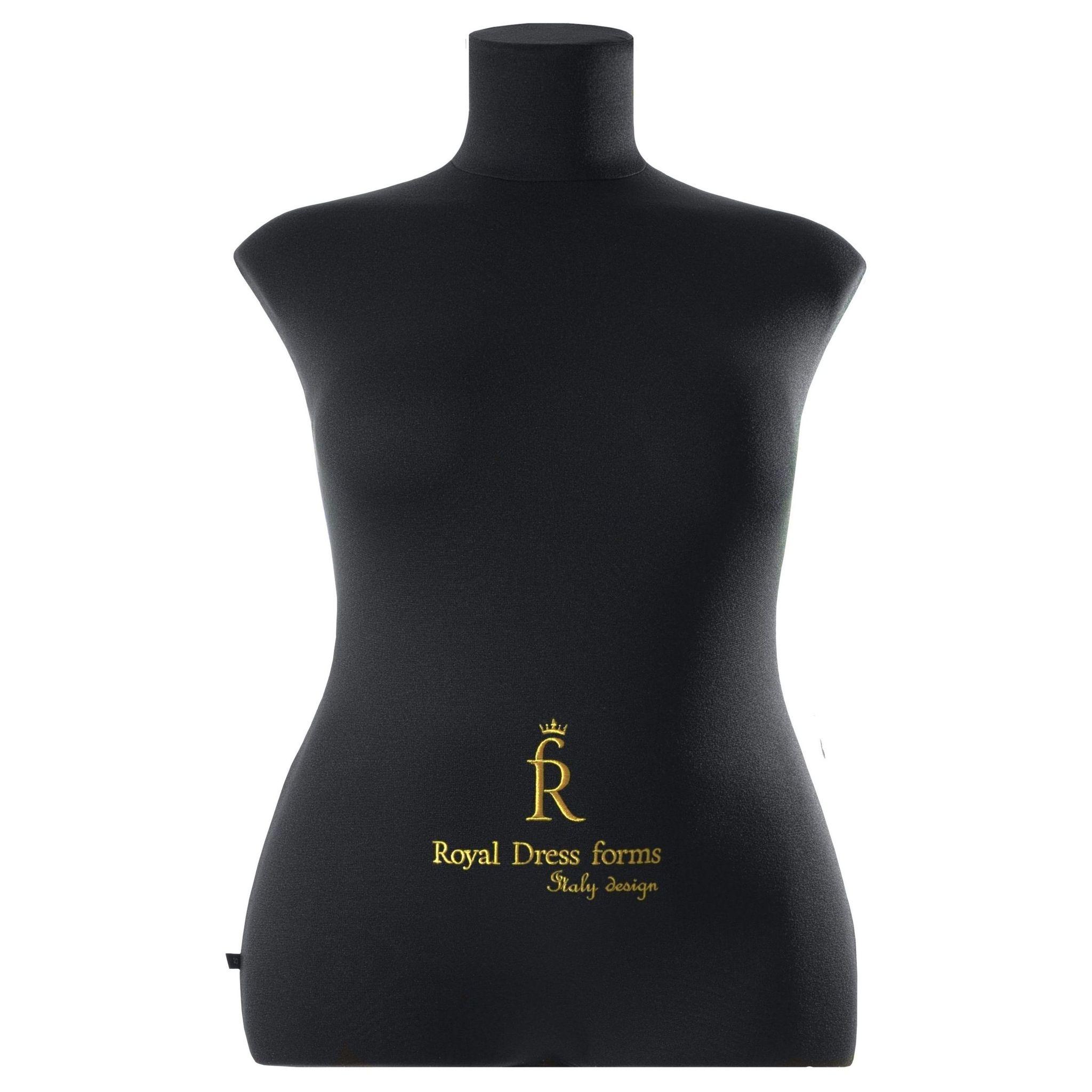 Манекен портновский Кристина, комплект Премиум, размер  52 Черный