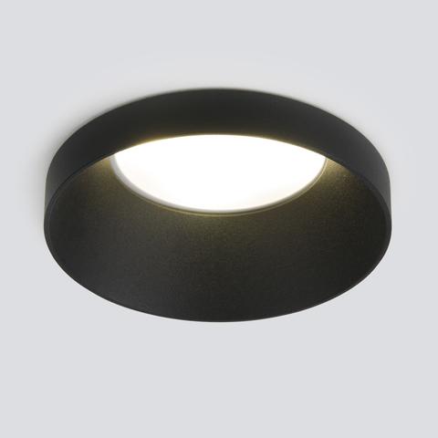 Встраиваемый точечный светильник 111 MR16 черный