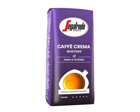 купить Кофе в зернах Segafredo Crema Gustoso, 1 кг