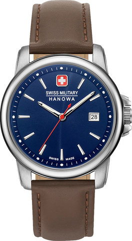 Часы мужские Swiss Military Hanowa 06-4230.7.04.003 Swiss Soldier-Recruit