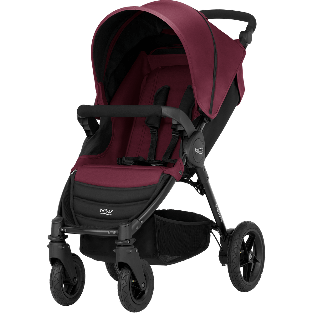 Britax B-Motion 4 Прогулочная коляска Britax B-Motion 4 Wine Red 1_B-MOTION_4_WineRed_02_2016_72dpi_RT_2000x2000.png