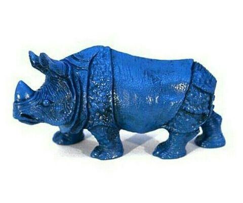 Фигурка Синий носорог