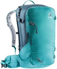 Рюкзак сноубордический Deuter Freerider 30 petrol-arctic