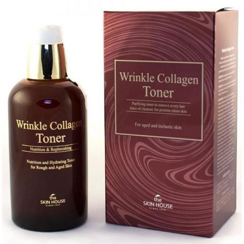 The Skin House тонер для лица Collagen
