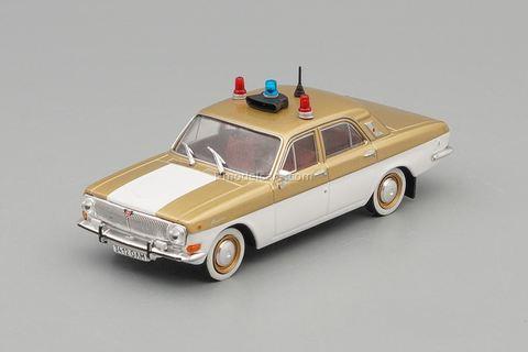 GAZ-24 Volga Olympic Games 1:43 DeAgostini Auto Legends USSR Police #7